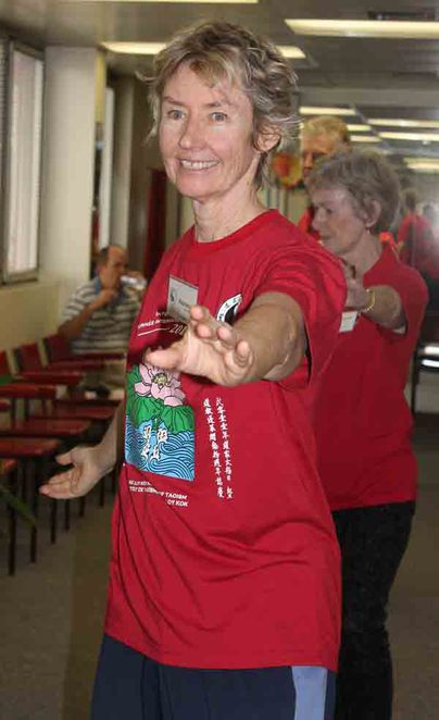 tai chi exercise chinese open day