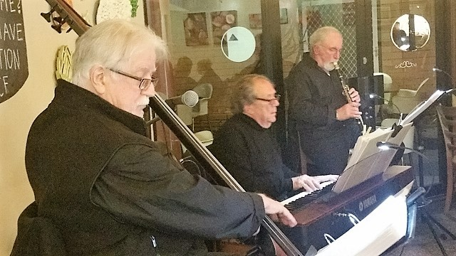 The Artisan Cafe comes alive with jazz