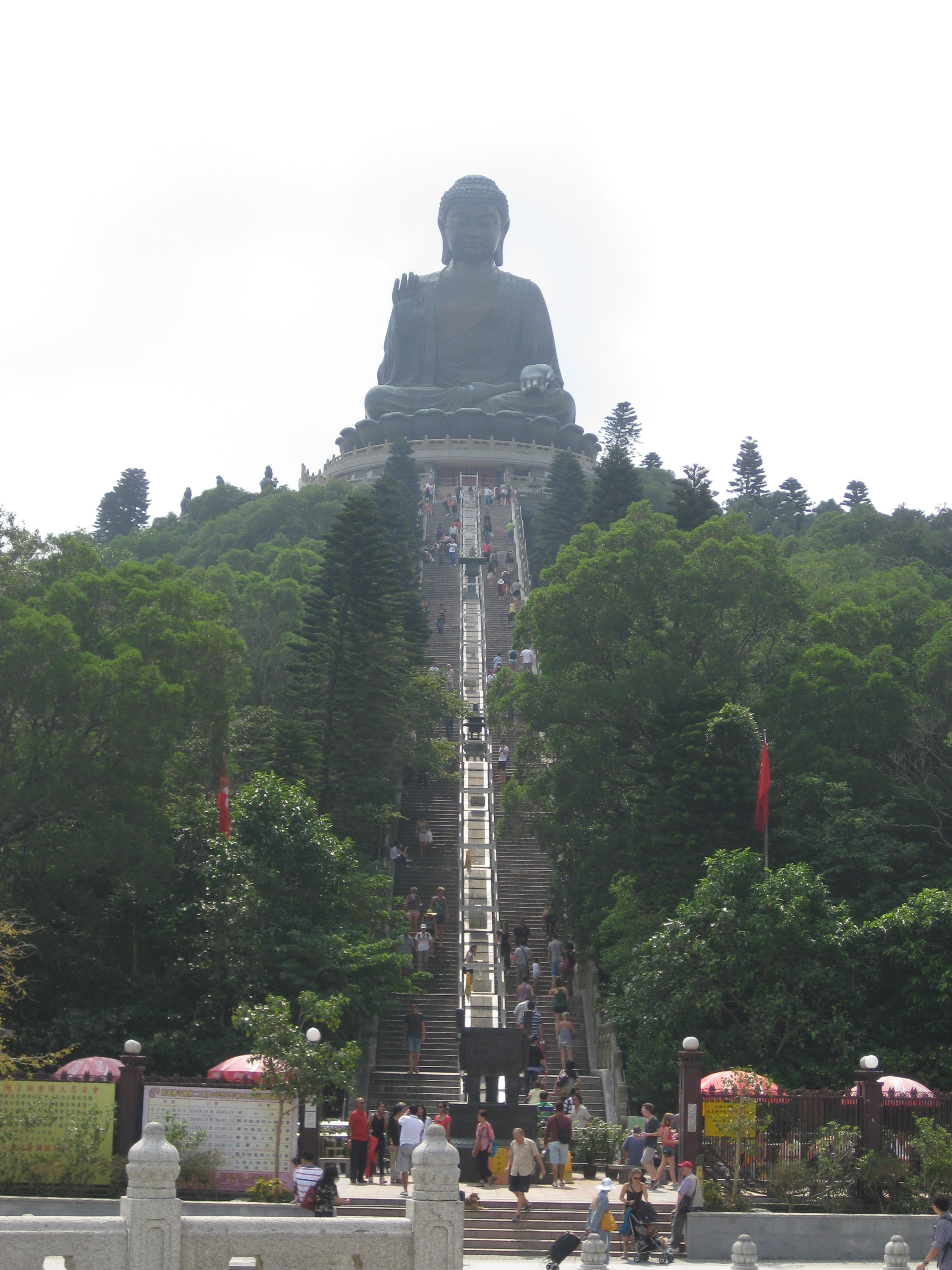 Biggest Car In World >> 5 Temples to Visit in Hong Kong - China