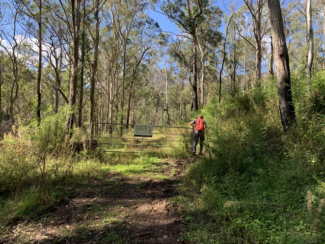 The Steamers Hike, The Steamers, Emu Vale, Emu Creek Road, Old Mill Road, Yangan Township in Qld, Warwick, Stern Lookout,