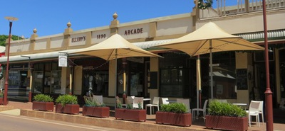 More historic shops in Toodyay.