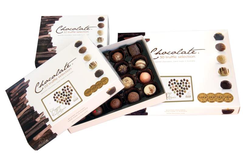 Best Gourmet Boxed Chocolates