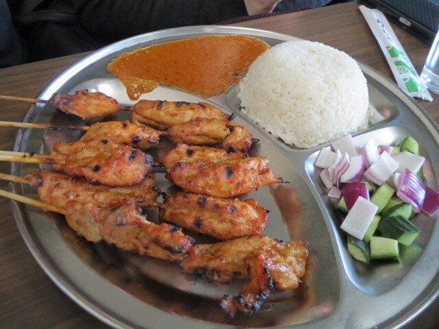 Warong, Findon, Satay Chicken, Adelaide