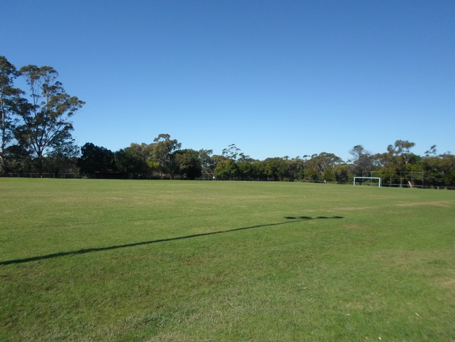 warrimoo oval, st ives chase ovals