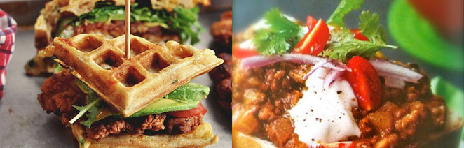 Willetton Rotary Community Fair 2018 Mexican food and Waffle