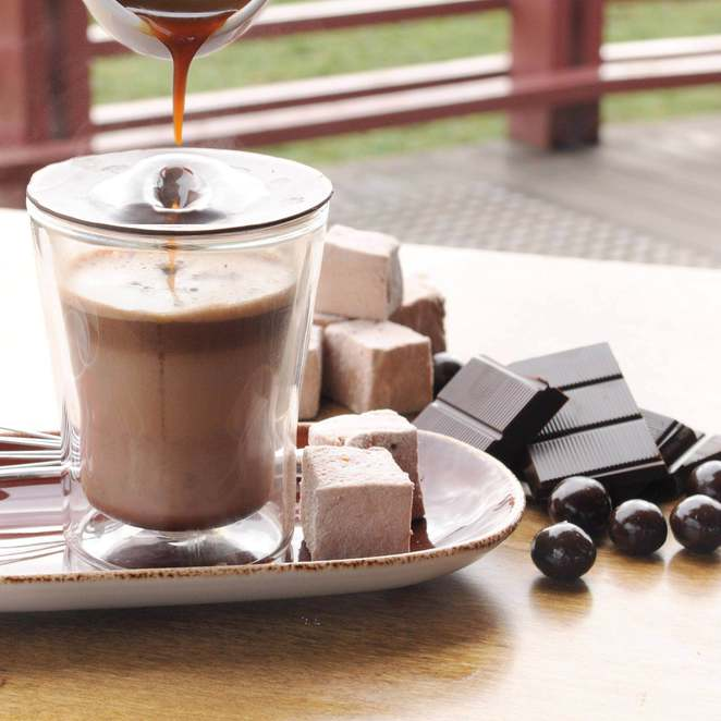 Yarra Valley Chocolaterie Hot Chocolate Festival