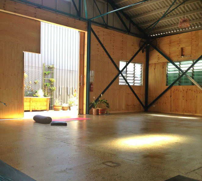 yoga studio warehouse stafford