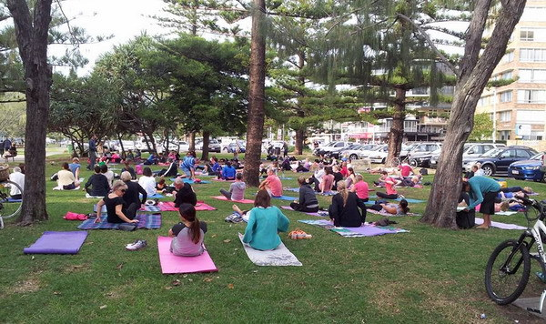 active and healthy,gold coast,free,low cost,