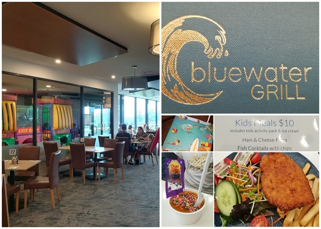 bluewater grill, nelson bay, clubs, nelson bay golf club, NSW, whats on, bistro, indoor playground, toddler, NSW, port stephens, mothers day, lunch venues,