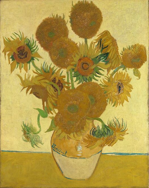 Botticelli to Van Gogh Exhibition at the National Gallery of Australia