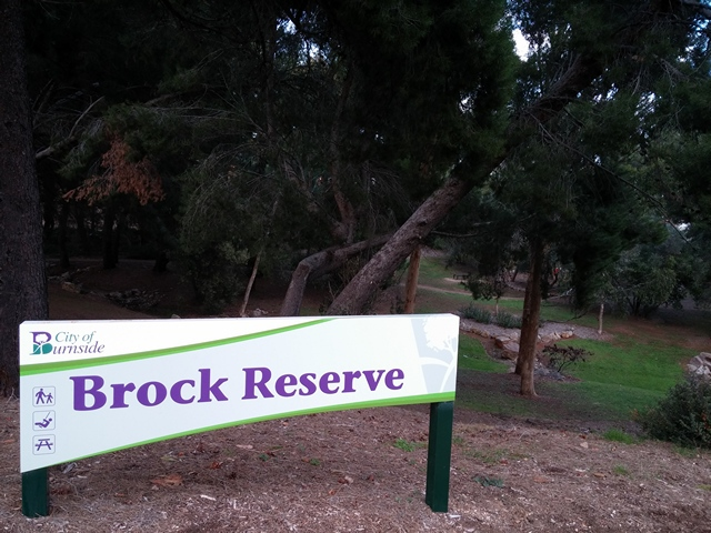 Brock Reserve South Australia Beaumont Pioneer Women's Trail