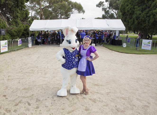 Cadbury Easter Egg Hunt and Family Picnic, Werribee Park, Parks Victoria, Good Friday Appeal, Easter, Chocolate Eggs, Royal Childrens Hospital Melbourne, Cadbury Easter Bunny