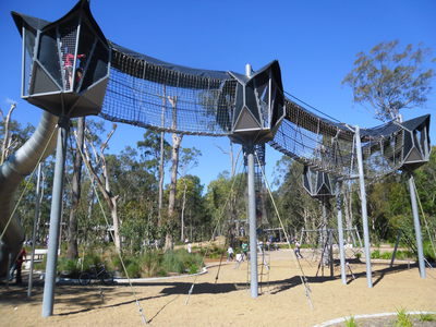 Calamvale District Park, Tree Tops Sky Walk
