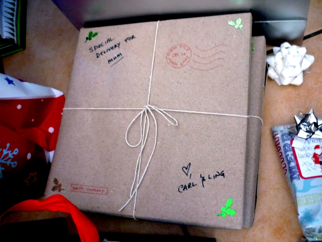 Christmas gift wrap, gift wrapping ideas