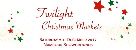 Christmas, twilight Christmas markets, carols, Nambour showground, markets, twilight,
