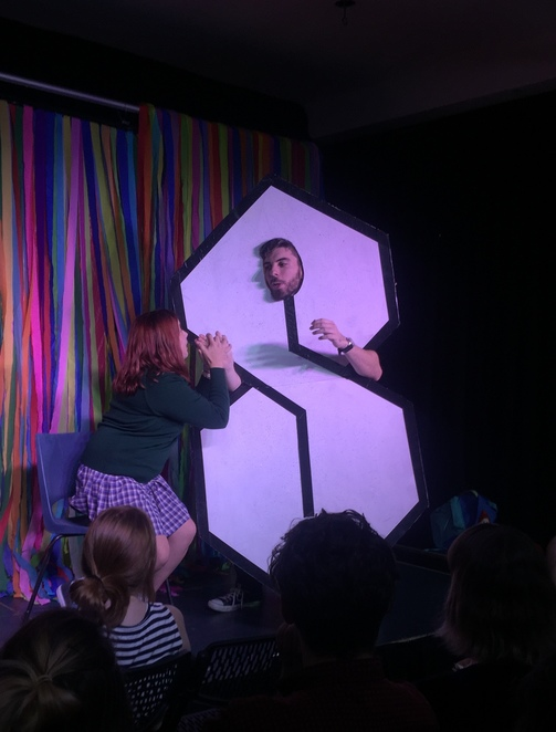Comedy, Improv Conspiracy Theatre, comedy show, cheap entertainment, Performing arts show, live show, live performance, comics, improv show, Fringe theatre,