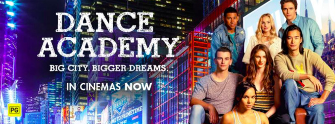 Dance Academy: The Movie, Australian Cinema, dance films