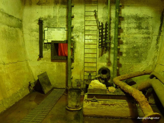 Darwin, Tunnel, World War 2, Oil, Storage, history, war, museum