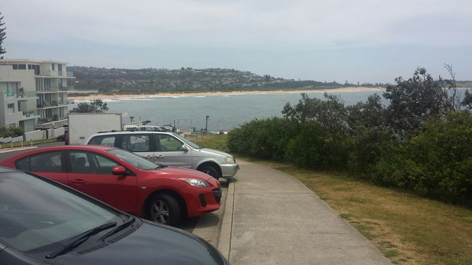 Dee Why Car Park