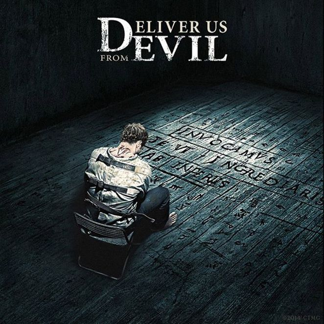 Deliver Us From Movie Poster