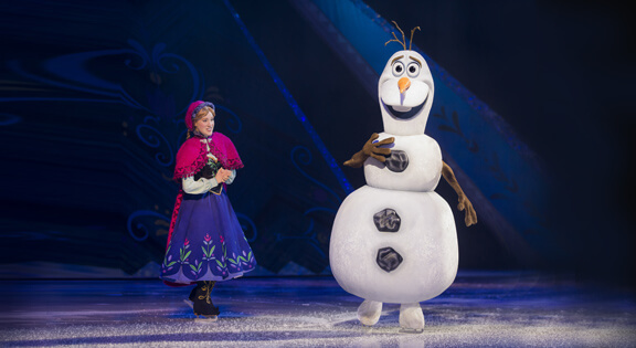 disney on ice frozen tickets brisbane