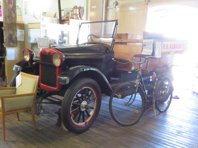 dodge, vintage car, charters towers, zara clark museum, museums in north queensland, things to see in charters towers,