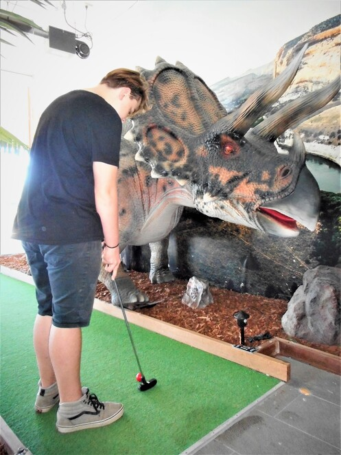 Lilliputt Mini Golf Robina