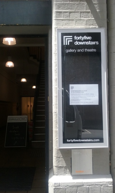 Forty Five Downstairs Flinders Lane Melbourne