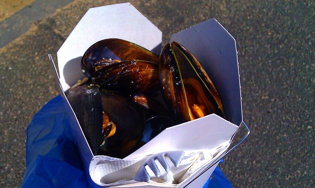 geelong harbour waterfront mussels takeaway