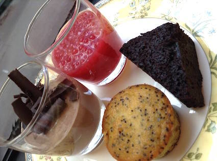 Gluten and dairy free, FODMAP friendly, High Tea @Sofitel Melbourne #BED