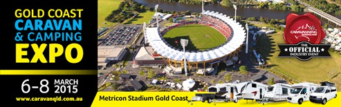 Gold Coast caravan and camping expo 2015, what's on gold coast march
