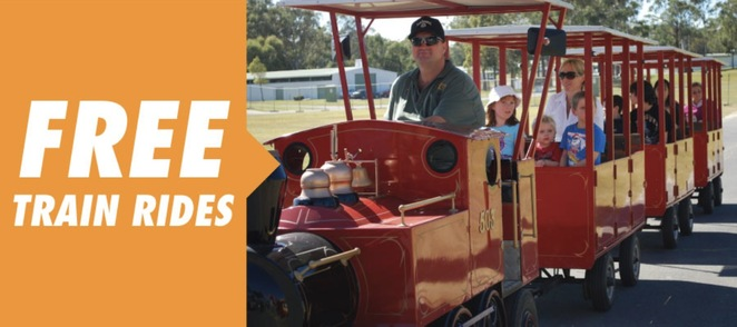 Gold Coast Caravan and Camping Expo, Gold Coast, Caravan, Camping, Home and Outdoor Living, weekend event, Aquis Park, Gold Coast Turf Club, Family event, Free train rides