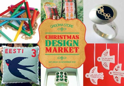 GOMA Christmas Design Markets