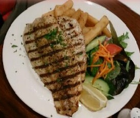 grilled fish club italia sporting club bistro