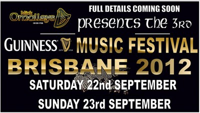 Guinness Celtic Music Festival
