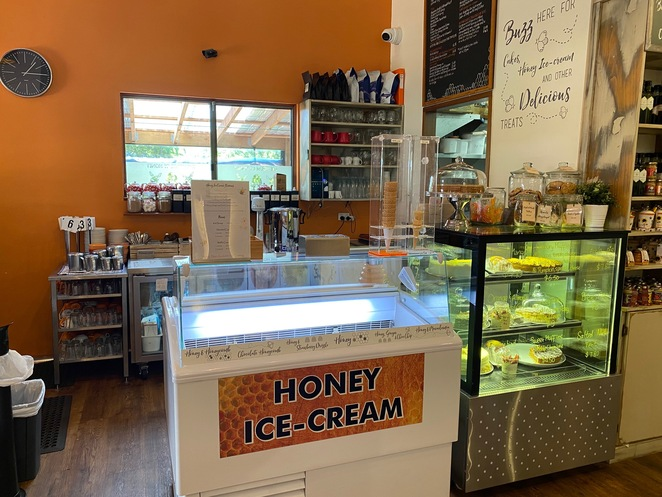 house of honey, lunches, swan valley, icecream
