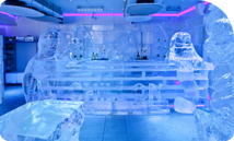 Melbourne Ice Lounge (source: Chill On website)