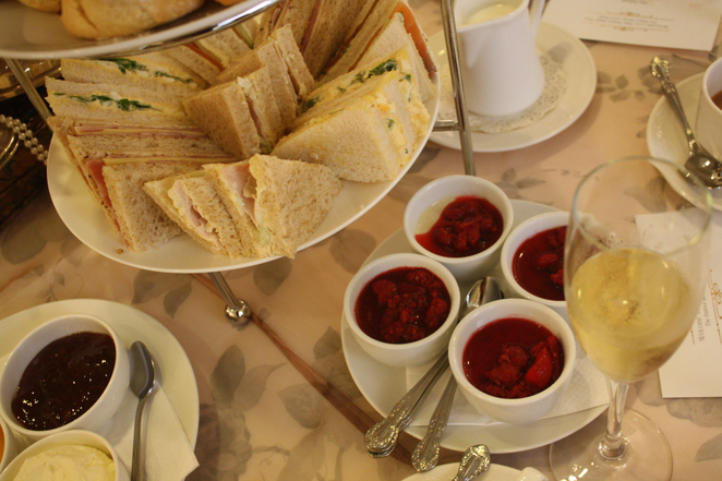 Ayers House have come to the rescue with a short series of High Tea events
