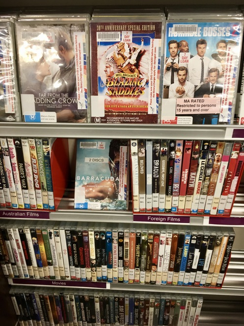 Library, Jade Jackson Photography, DVDs to borrow