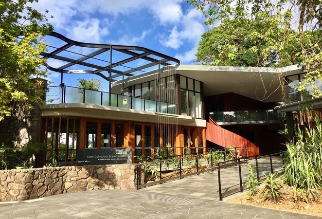 For additional facilities visitors can stop in to Mary Cairncross Scenic Reserve (the facilities here are also free)