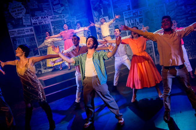 Memphis the Musical at Chapel Off Chapel - Theatre Review