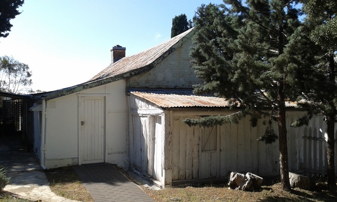 Mugga Mugga cottage, canberra, ACT, historic houses in canberra,