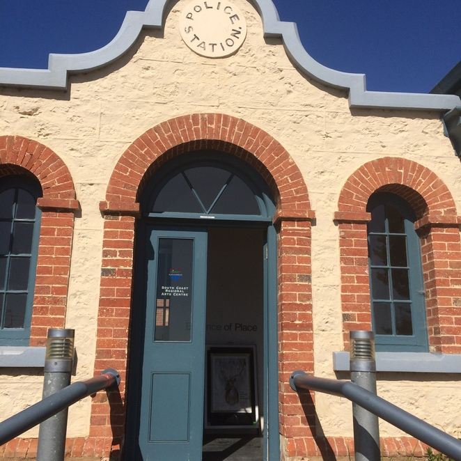 Old Police Station and Courthouse, Goolwa