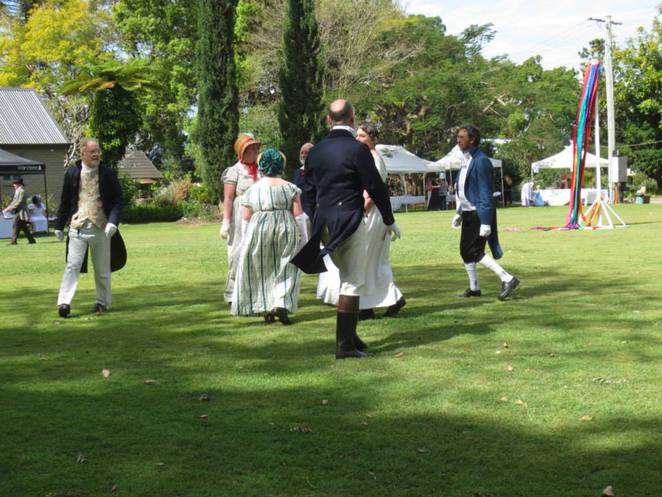 Picnic at Pemberley, Abbey Museum of Archaeology, history, Mr Darcy, regency, dance, games, archery, afternoon tea.