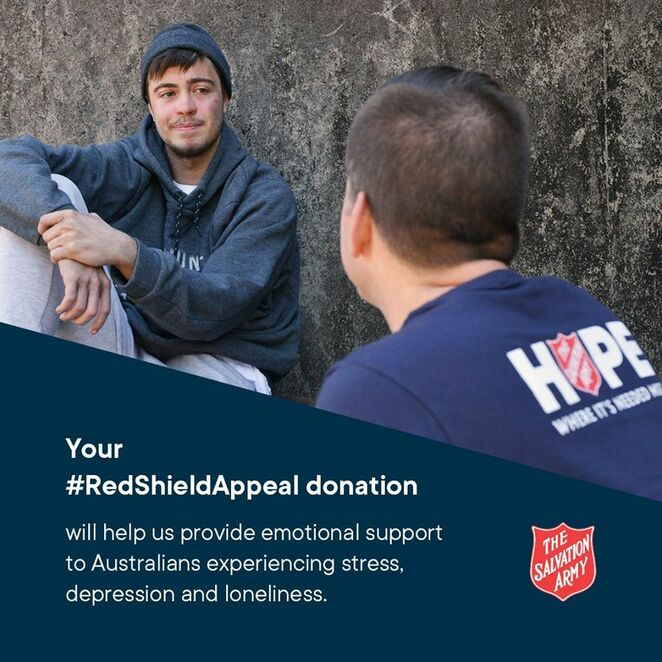 red shield appeal 2020, community event, fun things to do, volunteering, city salvos church adelaide, charity, doorknocking, the salvation army, helping the disadvantaged, collect money, donations, free event, salvation army australia