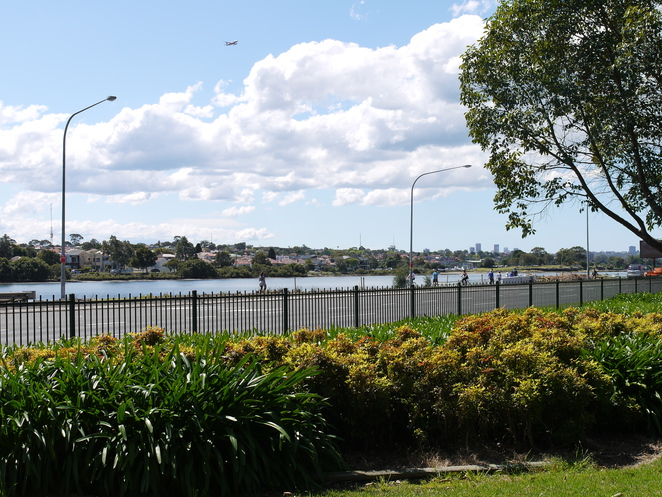 robson park, iron cove, the bay run, iron cove bay, parks, fun for kids, free