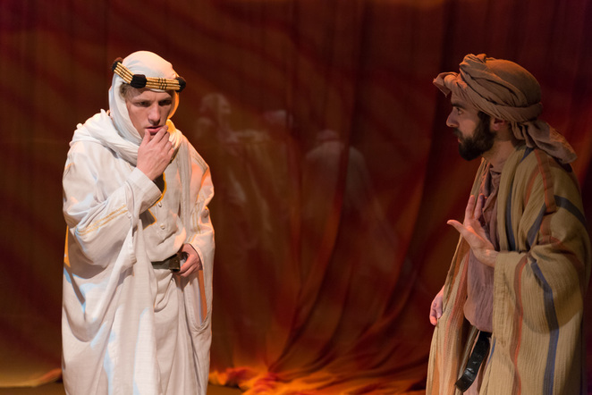 Ross, Lives of Lawrence of Arabia, Independent Theatre, Play, production, Adelaide Festival Centre, Drama, SA, Adelaide,, events, acting, November