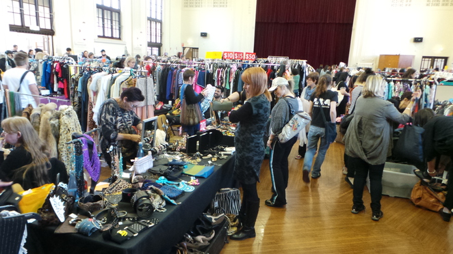 Round She Goes, Marrickville, Vintage, Pre-Loved, Market, Clothing, Fashion, Jewellery