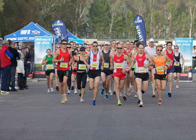 Jacobs Creek Barossa Marathon