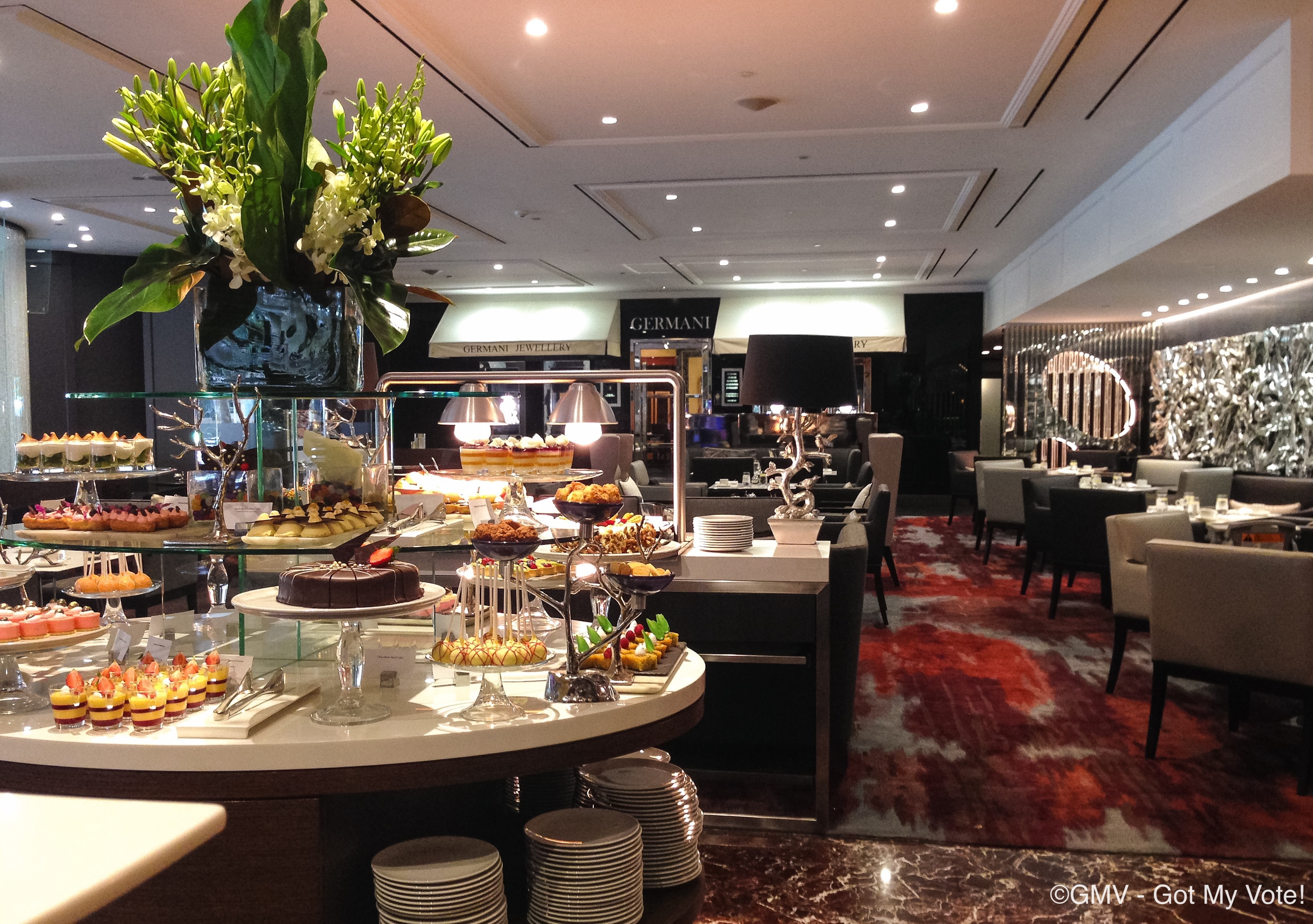 afternoon high tea buffet at sheraton hotel on the park. Black Bedroom Furniture Sets. Home Design Ideas